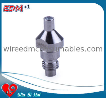 EDM Wire Cut Parts Diamond Wire Guide Stainless For Mitsubishi Machine