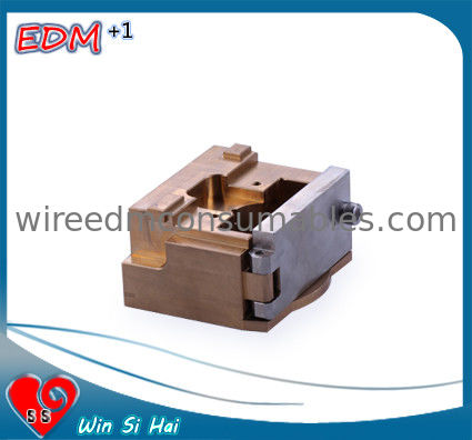 Mitsubishi Wire EDM Replacement Parts Die Guide Holder With door M600