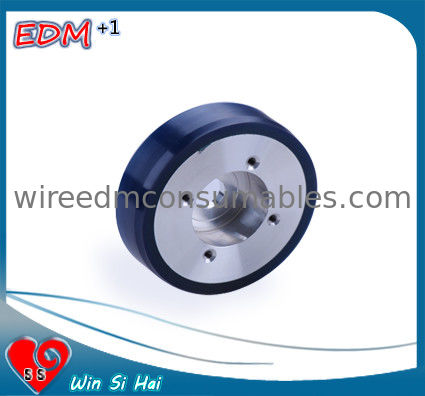A401 EDM Driving Urethane Roller 100mm for AGIE EDM Machine